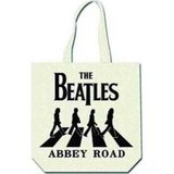 The Beatles tas met ritssluiting 'Abbey Road - wit'_