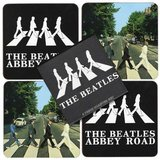 The Beatles onderzetters set 'Abbey Road'_