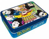 The Beatles speelkaarten in cadeau blik 'Yellow Submarine'_