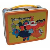 The Beatles retro lunch box cadeau set 'Yellow Submarine'_