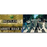 The Beatles mok 'Abbey Road'_