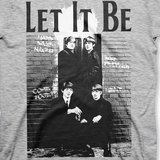 The Beatles T-Shirt 'Let it be'_