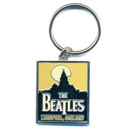 The Beatles sleutelhanger 'Liverpool England'