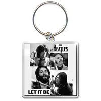The Beatles sleutelhanger 'Let it be'