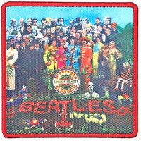 The Beatles patch 'Sgt Pepper'
