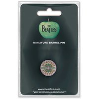 The Beatles mini pin 'Sgt Pepper Drumhead'