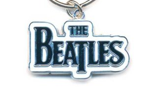 The Beatles sleutelhanger - Logo