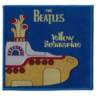 The Beatles patch - Yellow Submarine