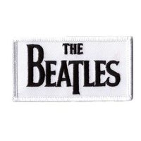 The Beatles patch 'Drop T logo'