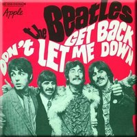 The Beatles magneet 'Get Back'