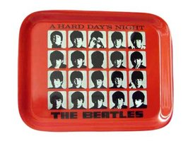 The Beatles dienblad 'A Hard Days Night'