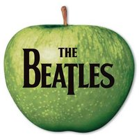 The Beatles muismat 'apple'