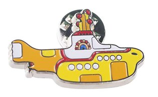 The Beatles pin 'Yellow Submarine'