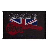 The Beatles patch 'Guitar and Flag'