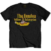 The Beatles T-Shirt 'Yellow Submarine - Nothing is Real'