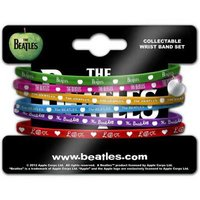 The Beatles armband set met apple bedeltje
