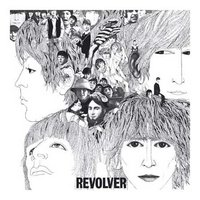 The Beatles wenskaart 'Revolver'