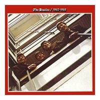 The Beatles wenskaart '1962 - 1966 album'