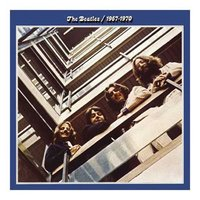 The Beatles wenskaart '1967 - 1970 album'