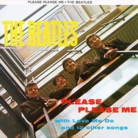 The Beatles wenskaart 'Please Please Me'