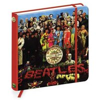 The Beatles notitieboek 'Sgt Pepper'