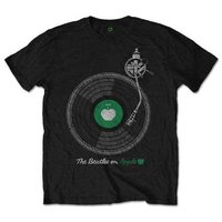 The Beatles T-Shirt 'Apple turntable'