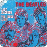 The Beatles onderzetter 'Lady Madonna'
