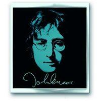 John Lennon pin 'Photo print'