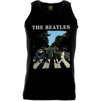 The Beatles T-Shirt 'Abbey Road' (mouwloos)