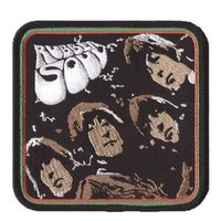 The Beatles opstrijk patch 'Rubber Soul'