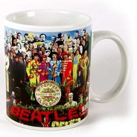 The Beatles mok Sgt Pepper