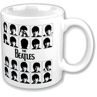The Beatles mok 'Hard Days Night'