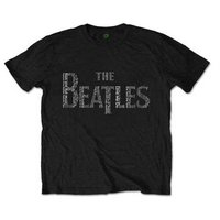 The Beatles T-Shirt 'Logo songs'