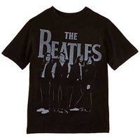 The Beatles T-Shirt 'Iconic & Logo - kids'