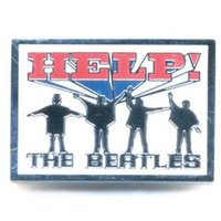 The Beatles pin 'Help!'
