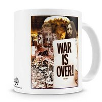John Lennon mok 'War Is Over'