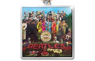 The Beatles sleutelhanger 'Sgt Pepper'