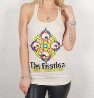 The Beatles T-Shirt 'Yellow Submarine Portholes'