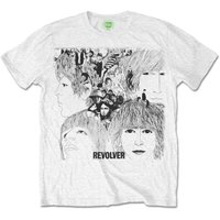 The Beatles T-Shirt 'Revolver'