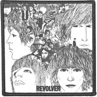 The Beatles patch 'Revolver'