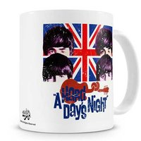 The Beatles mok 'A Hard Days Night'