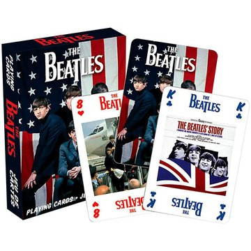 The Beatles speelkaarten 'USA'