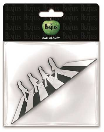 The Beatles  magneet 'Abbey Road'