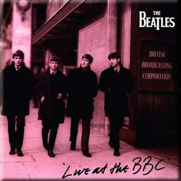 The Beatles magneet 'Live At The BBC'