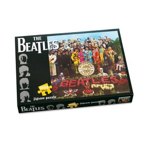The Beatles Puzzel Sgt Pepper