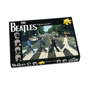 The Beatles puzzel 'Abbey Road'