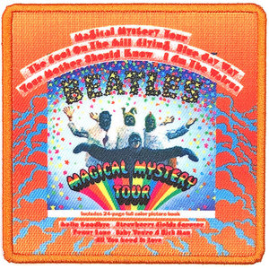 The Beatles patch 'Magical Mystery Tour'