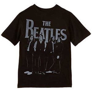The Beatles KIDS T-Shirt - Iconic and Logo