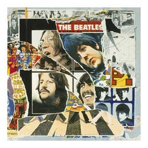 The Beatles wenskaart - Anthology 3