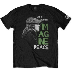 John Lennon T-Shirt - Imagine Peace